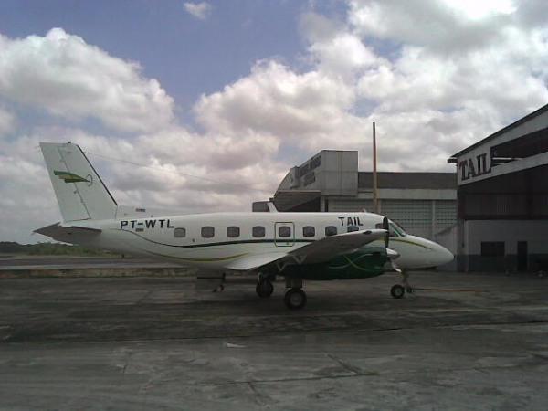 Helio Rezende - PT-WTL Tail Táxi Aéreo Belém-PA Fevereiro 2006